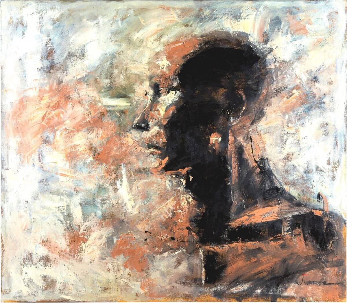 ZOAR, Pintura Original de Joarez Filho em Tela.