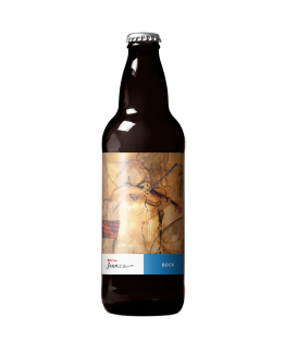 3 Cervejas BOCK Artesanal Puro Malte 600 ml