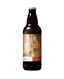 3 Cervejas IRISH RED ALE Artesanal Puro Malte 600 ml