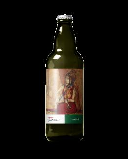 3 Cervejas STOUT Artesanal Puro Malte 600 ml
